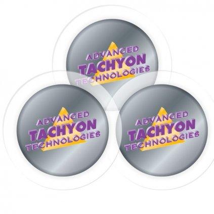 Tachyonizált Mikrolemezek 35mm 3 darab - egyoldalas