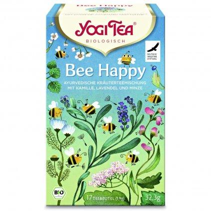 Yogi Tee Bee Happy 1