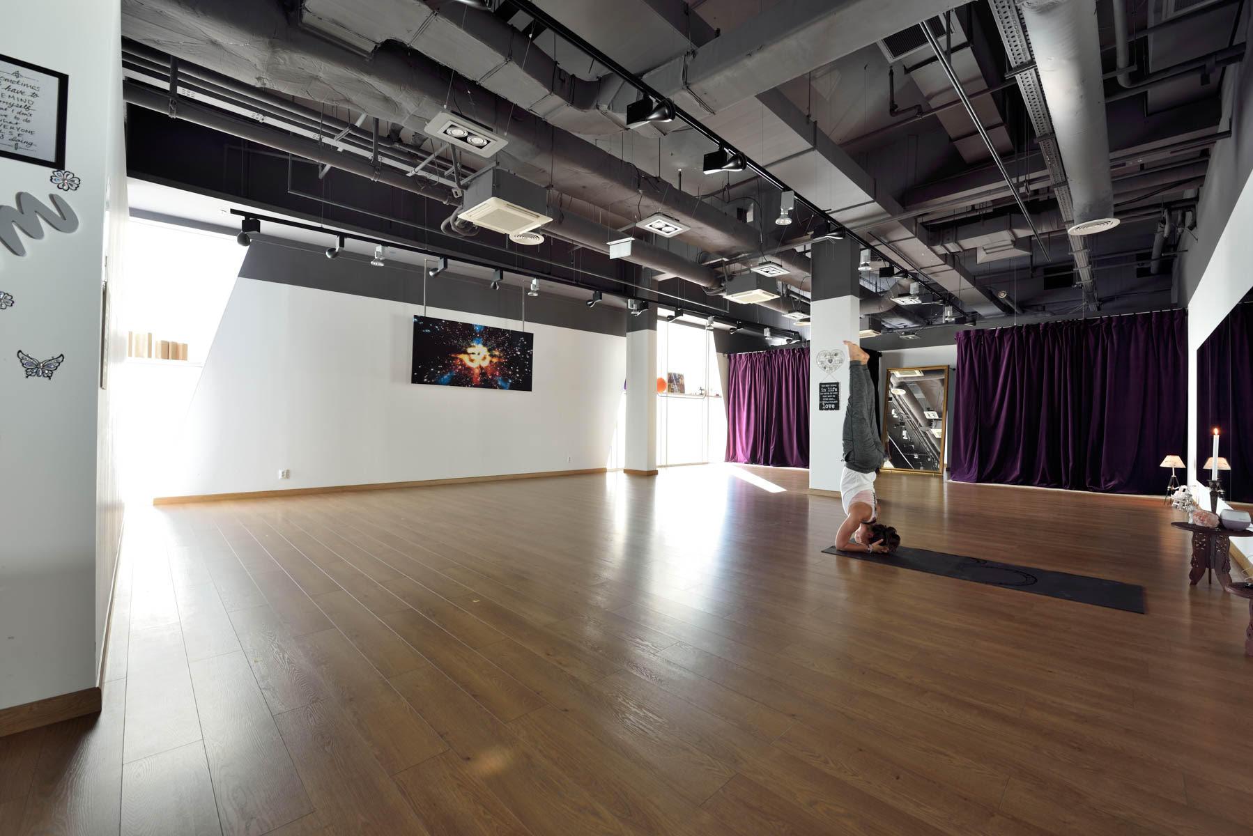 Prečo sa oplatí navštíviť Space yoga štúdio v Bratislave