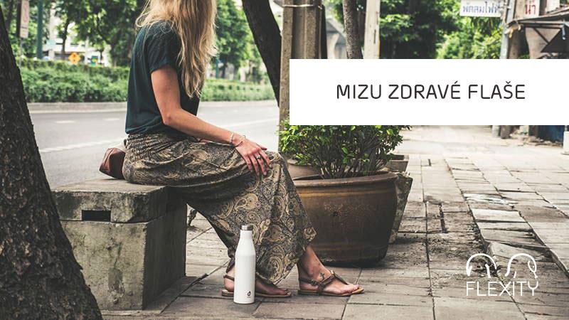 Mizu - zdravé flaše na pitie, ktoré chránia životné prostredie