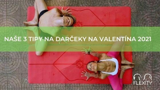 Naše 3 tipy na darčeky na Valentína 2021