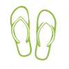 Šlapky a sandále