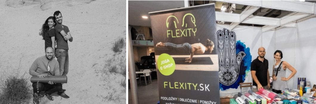 flexity yoga shop team