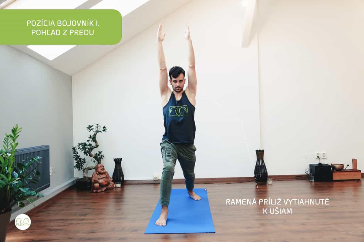 caste joga pozice