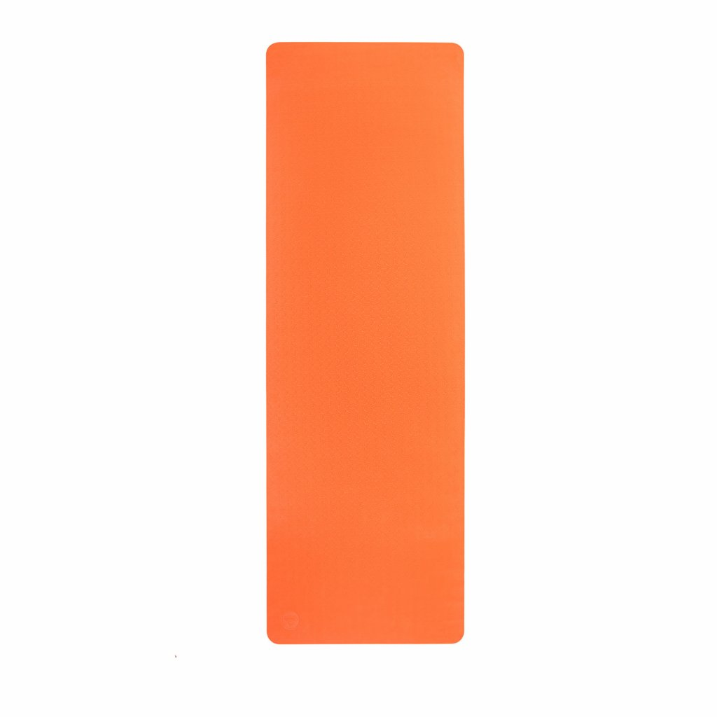 942nor yoga yogamatte lotus pro orange anthrazit above