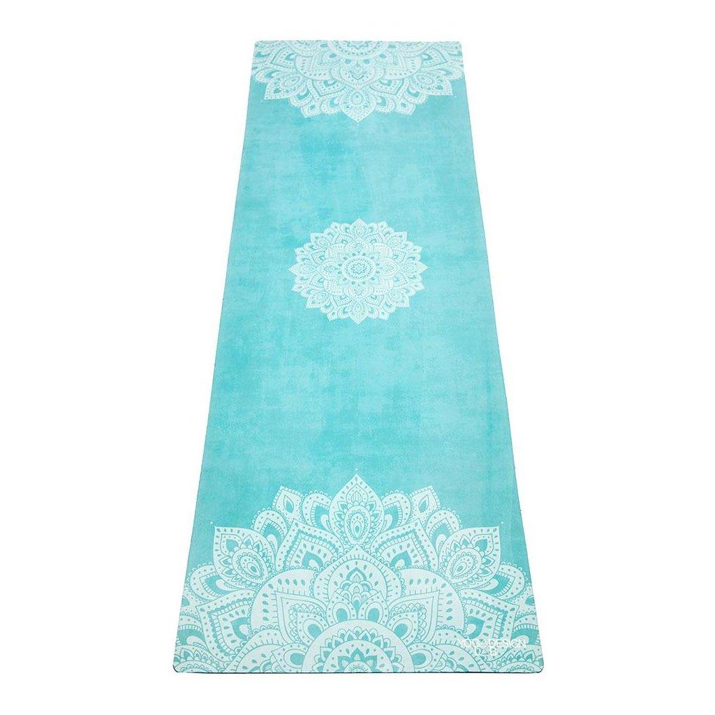 8988855mm combo mat mandala turquoise 8086