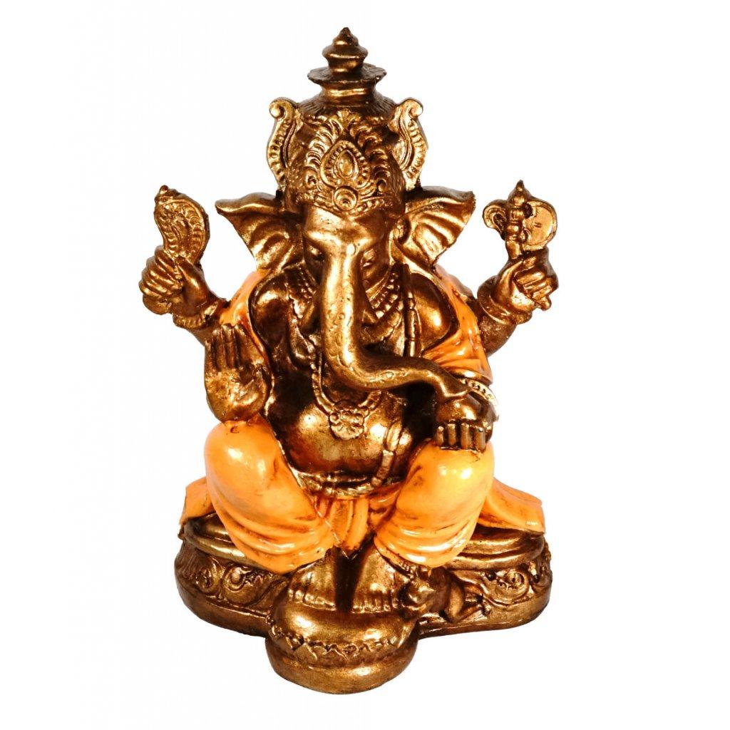 socha ganesha velky predna