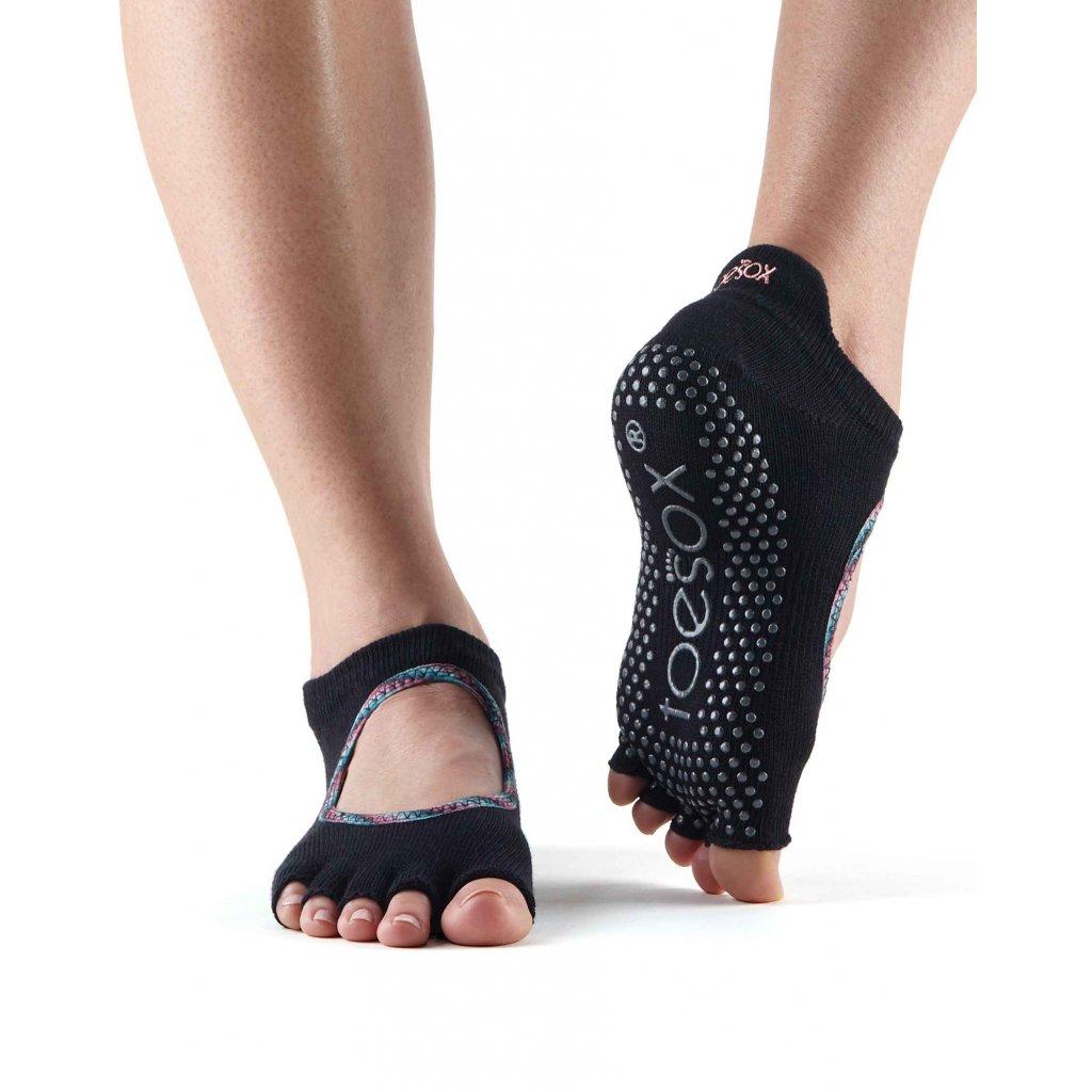 Objedajte si Toesox Halftoe Bellarina Grip protišmkové ponožky Tango za 14,49 Dovoz od 75 EUR zdarma, doručenie do 2 dní, 98% spokojnosť, 100 dní na vrátenie. 1524/TMA 1