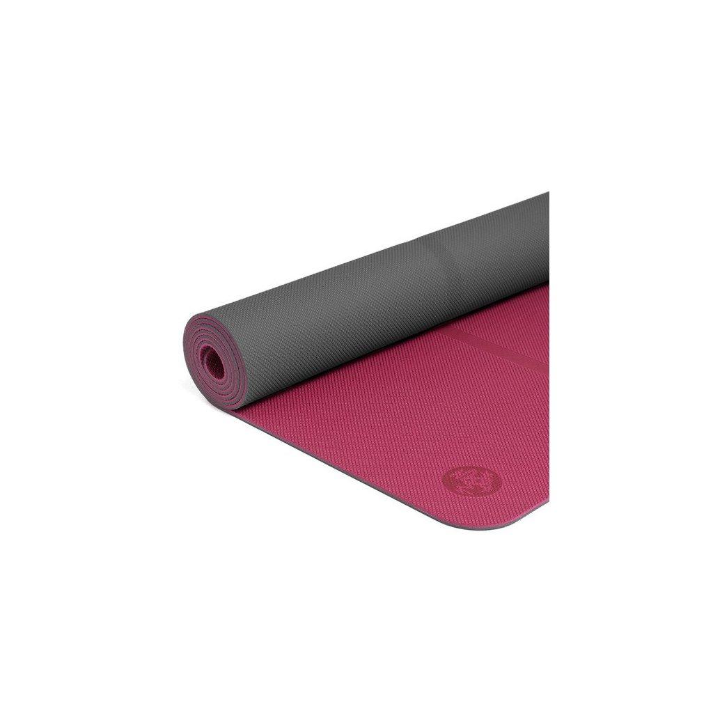 Objedajte si Manduka welcOMe yoga mat 5mm - Magenta Thunder za 45,99 Dovoz od 75 EUR zdarma, doručenie do 2 dní, 98% spokojnosť, 100 dní na vrátenie. 1614 4