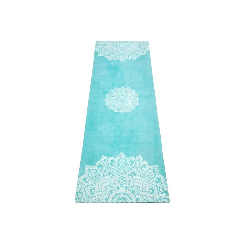 Yoga Design Lab Commuter Mat Mandala Turquoise podložka 1,5mm za 57,99 Dovoz od 75 EUR zdarma, doručenie do 2 dní, 98% spokojnosť, 100 dní na vrátenie.  1