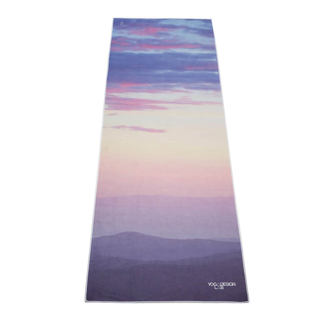 Yoga Design Lab Mat Towel Breathe uterák na podložku 183 x 61 cm za 41,99 Dovoz od 75 EUR zdarma, doručenie do 2 dní, 98% spokojnosť, 100 dní na vrátenie.  1