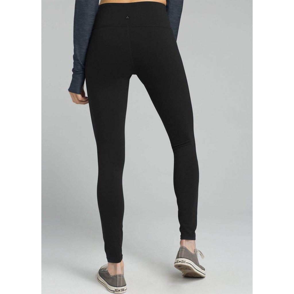 bda4d414d8 Prana Transform High Waist dlhé fitness legíny (čierna)