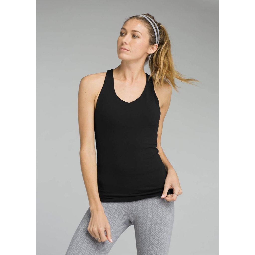 08eba6e5efc67 Prana Verana Top športové tielko (čierne)   Flexity JOGA Lifestyle