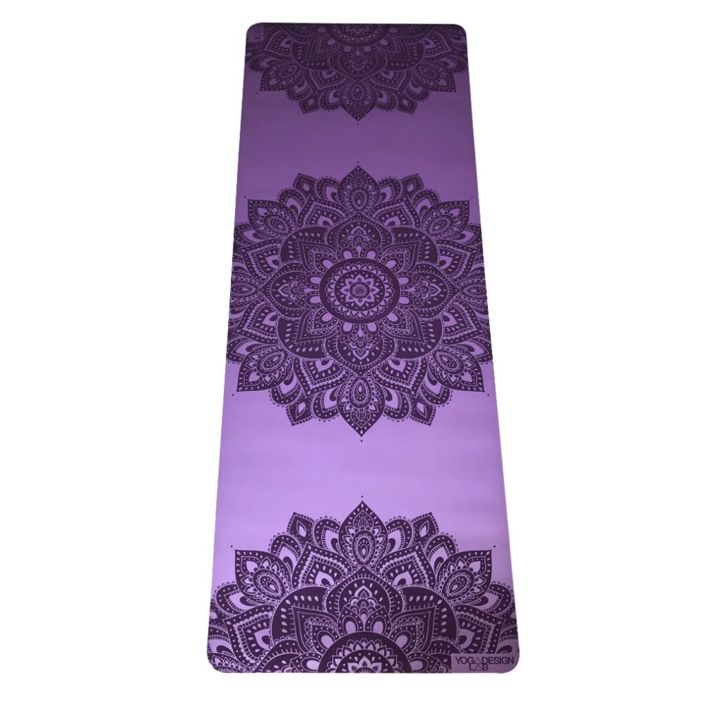 Yoga Design Lab the Infinity Mat Lavander 5 mm joga podložka4