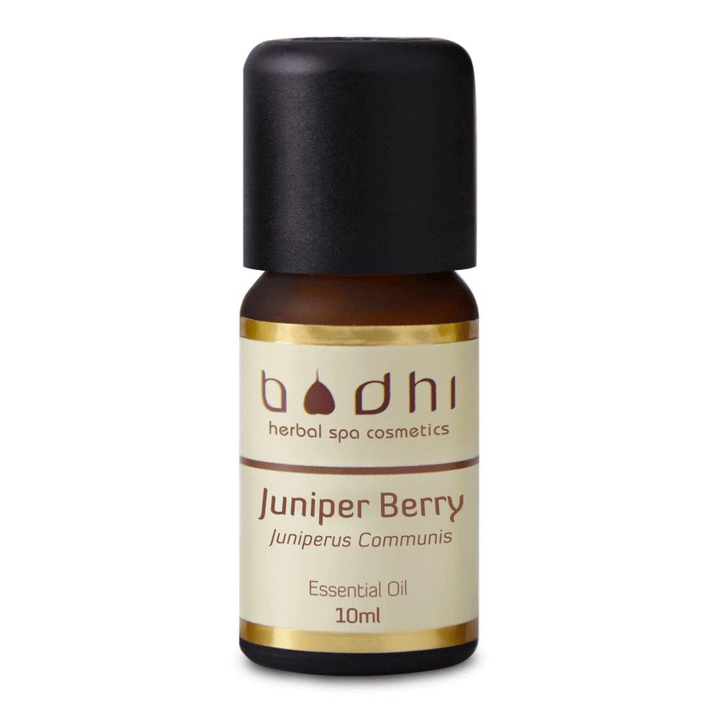 esencialny olej juniper berry