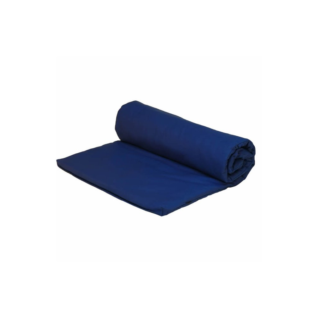 ymbbl yoga yogamatte yoga futon bodhi blau