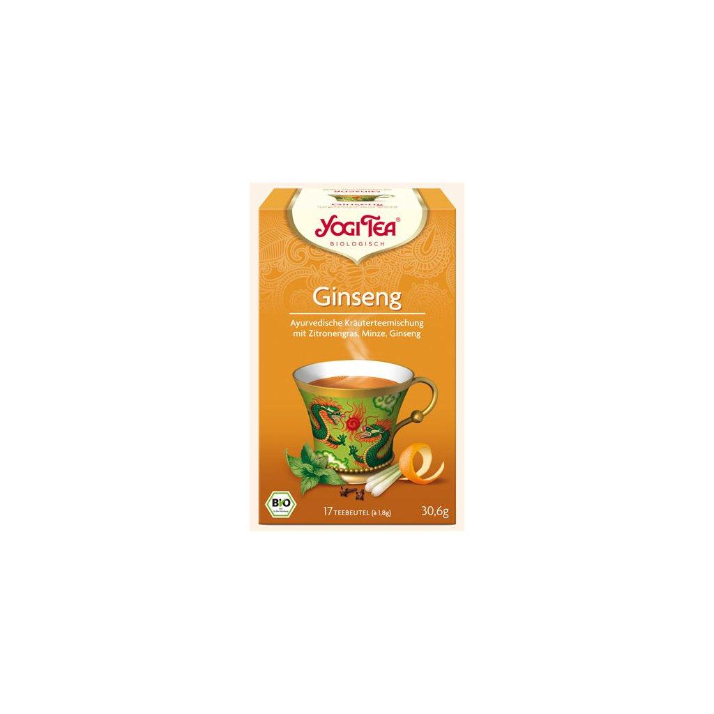Ginseng Yogi Tea 17 Teebeutel