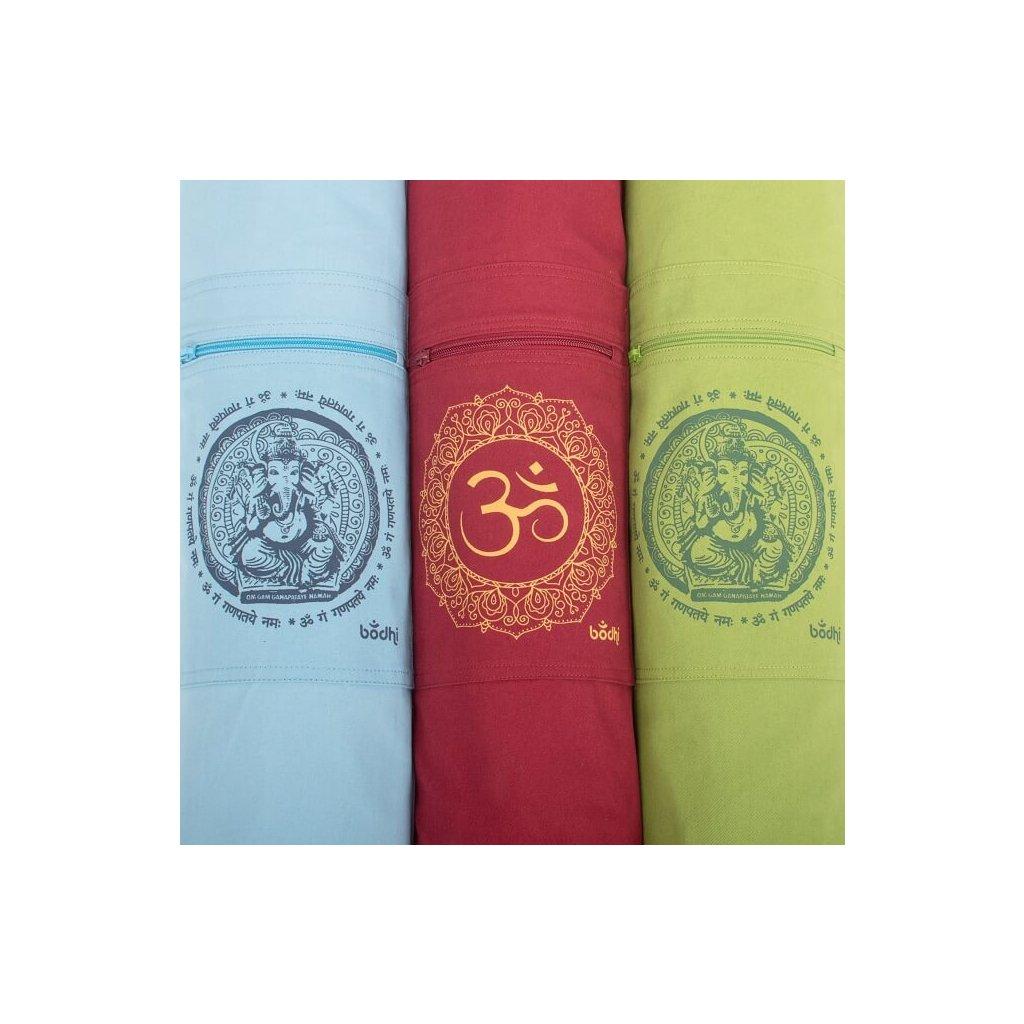 Vak na jogu Bodhi Ganesha/Om 73cm