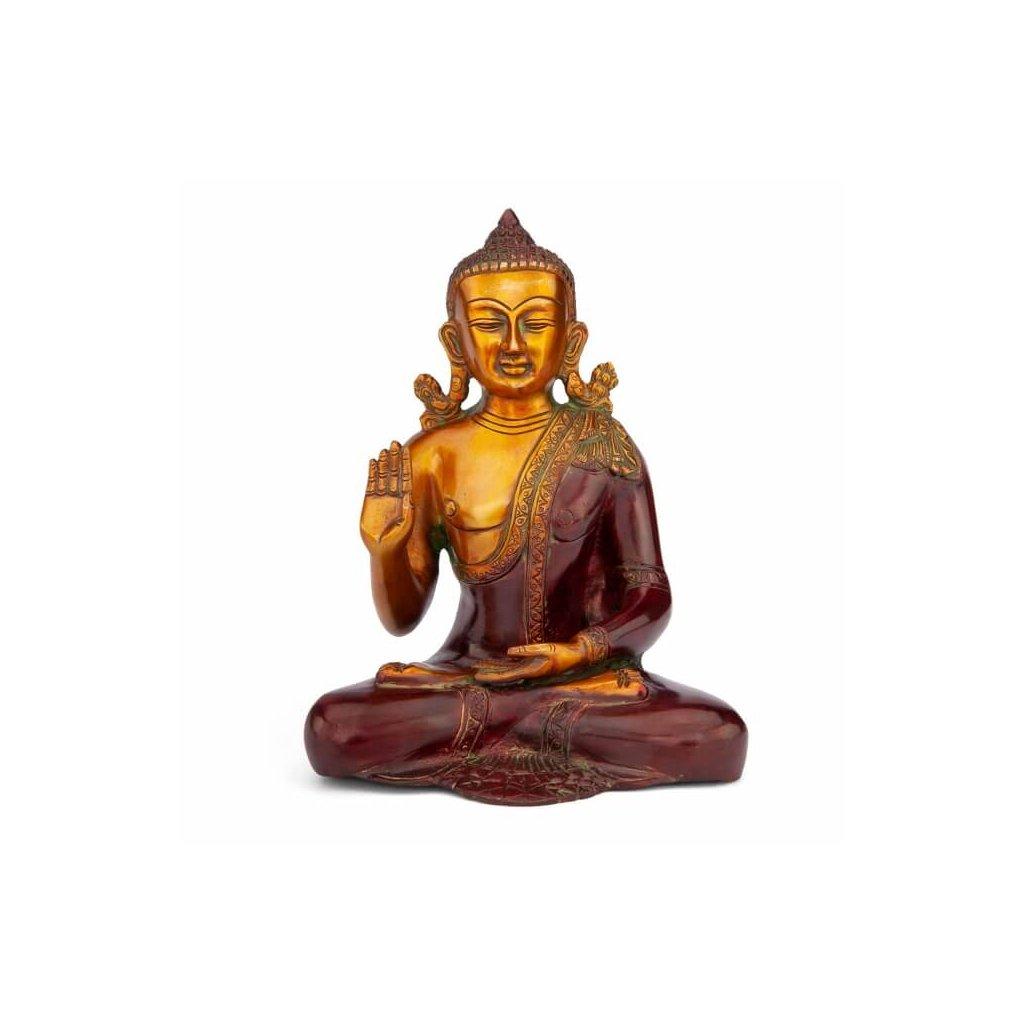 bud25 meditation zubehoer buddha statue frontal