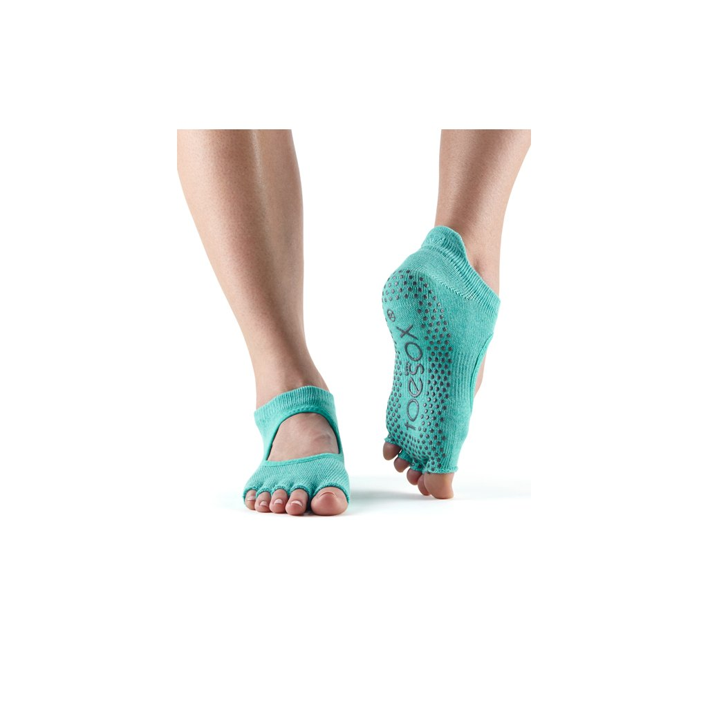 Socks Grip Bellarina HT Aqua