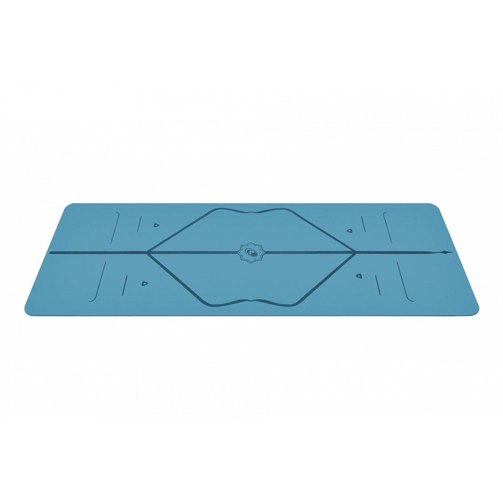 Objedajte si Liforme Yoga Mat podložka 4 mm (modrá) za 140,00 Dovoz od 75 EUR zdarma, doručenie do 2 dní, 98% spokojnosť, 100 dní na vrátenie. 933 1