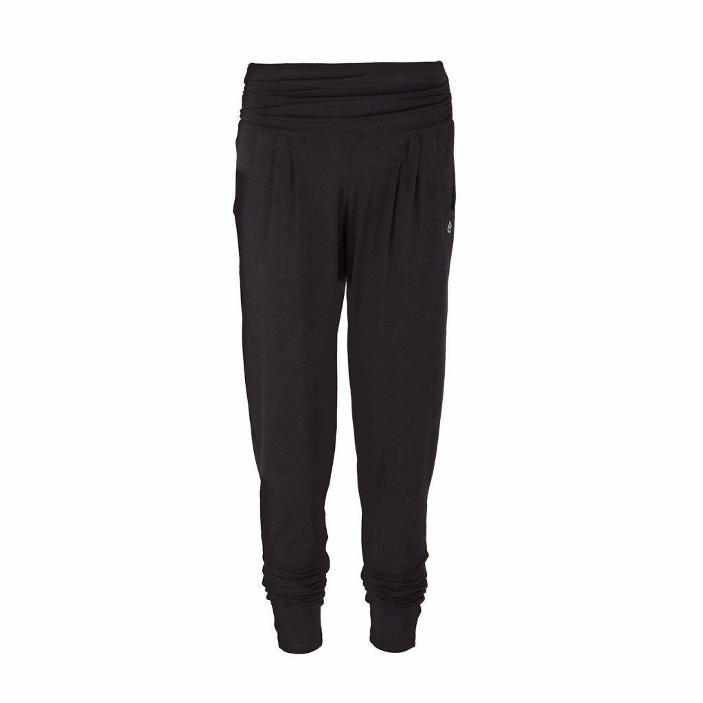 fa00a yamadhi loose pants black front2
