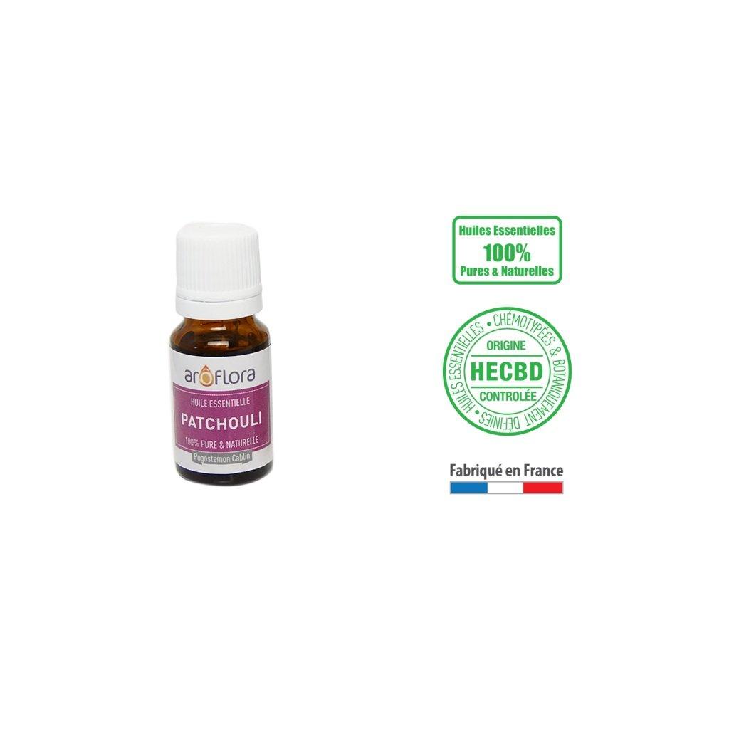 huile essentielle de patchouli 100 pure et naturelle 10ml