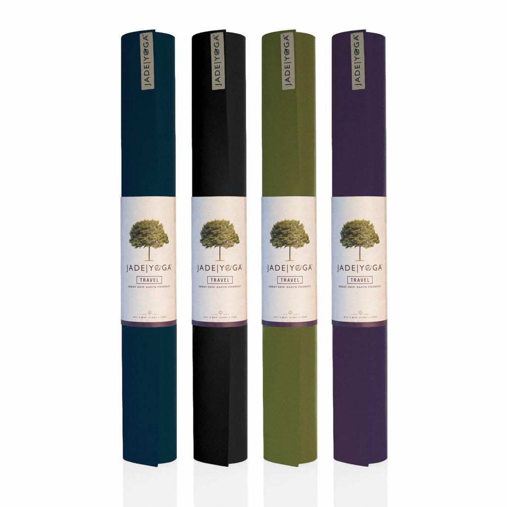 868x yoga yogamatte jade travel naturkautschuk