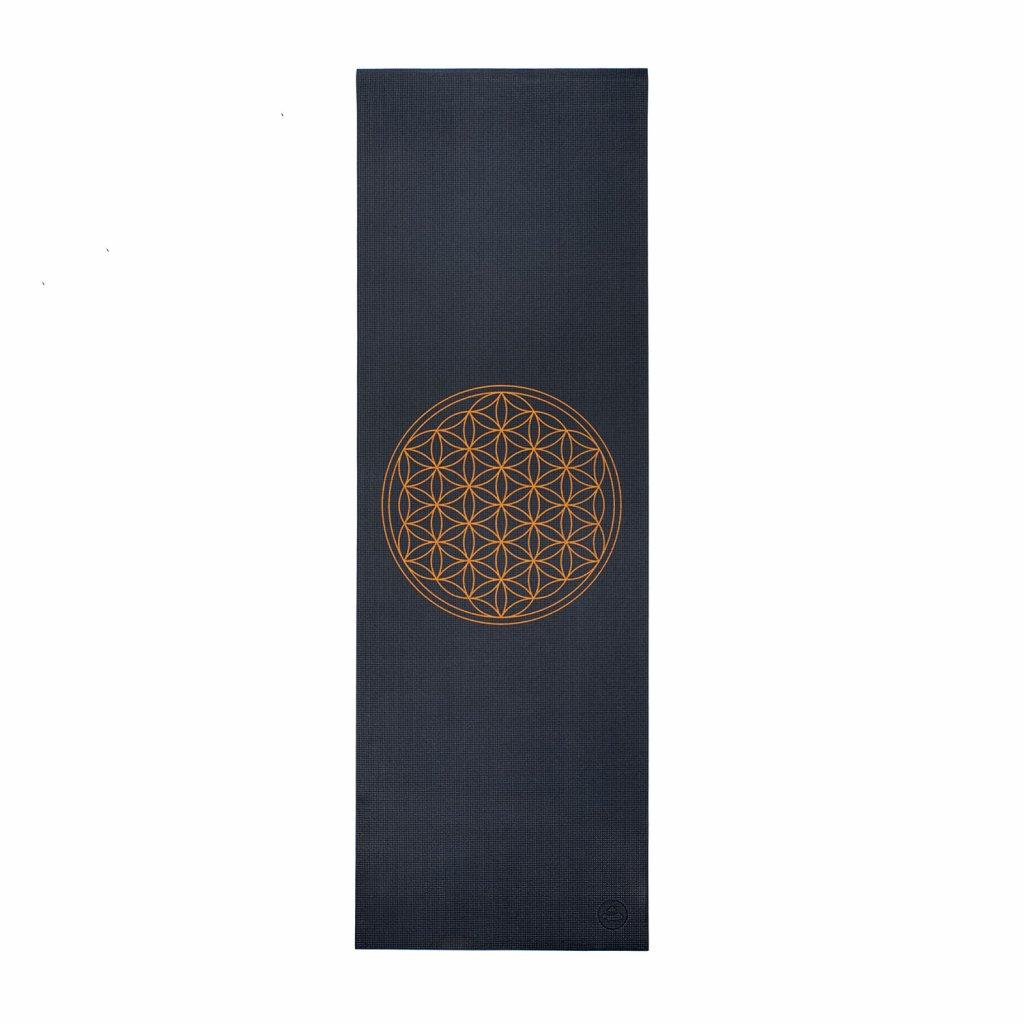 896afl yoga design yogamatte blume des lebens anthrazit above