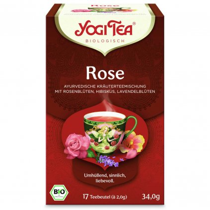 Yogi Tee Rose 1