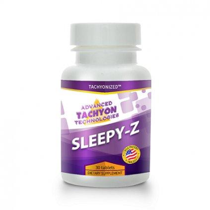 tachyonizovany sleepy z tablety pre lepsi spanok