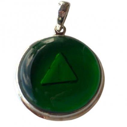 framed pendant