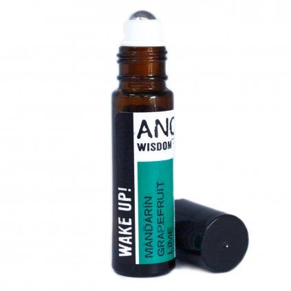 Roll On Zmes Esenciálnych Olejov - Zobuď sa! 10 ml