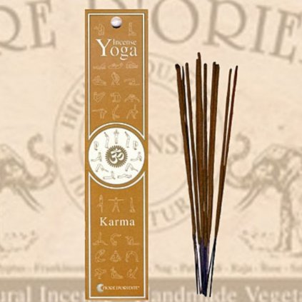 karma yoga incense fiore d oriente vonne tycinky 12 g
