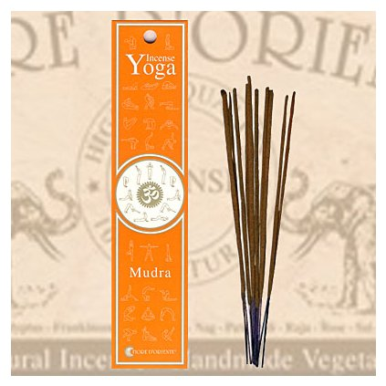 mudra yoga incense fiore d oriente vonne tycinky 12 g