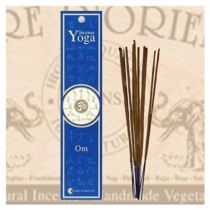 om yoga incense fiore d oriente vonne tycinky 12 g