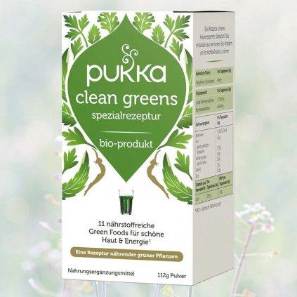 Clean Greens Pukka