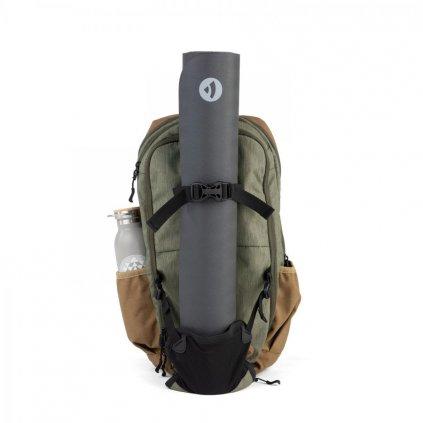 bodhi yoga backpack daypack batoh na jogu