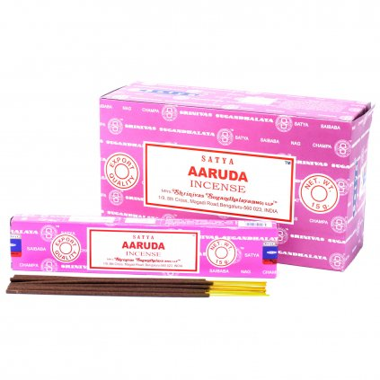 AWG Satya vonné tyčinky Aaruda 15 g