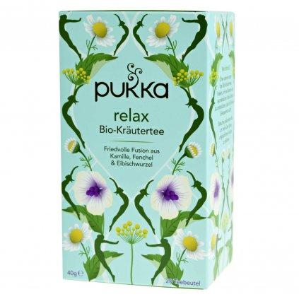 Relax Pukka Tee 1