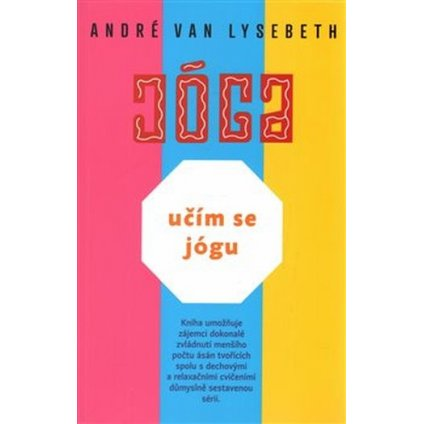 Učím se jógu André Van Lysebeth