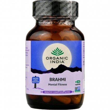 Brahmi kapsuly Organic India