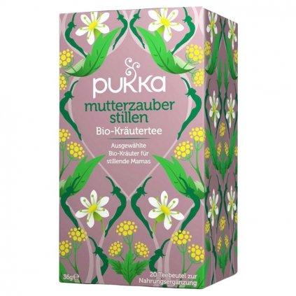 PUKKA Herbs Ajurvédsky Bio čaj Motherkind ženský pre dojčiace matky 20 vrecúšok