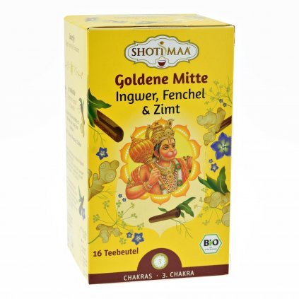 Goldene Mitte ShotiMaa Tee 1