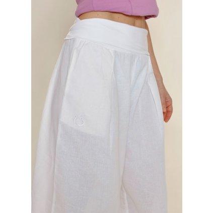 satnam jalandar joga haremove nohavice pre zeny biele