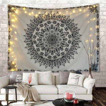 Boho Floral Pink Carpet Wall Tapestry Mandala India Bohemia Elephant Psychedelic Tenture Hippie Home Decor Wall.jpg 640x640