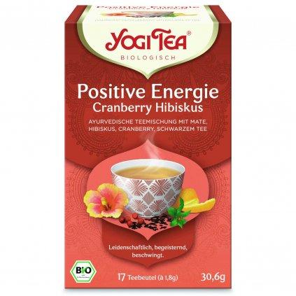 Yogi Tee Positive Energie 1