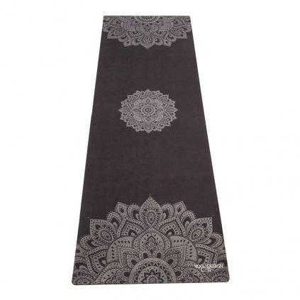 Objedajte si Yoga Design Lab Combo Mat Mandala Black podložka 3,5mm za 73,99 Dovoz od 75 EUR zdarma, doručenie do 2 dní, 98% spokojnosť, 100 dní na vrátenie.  1