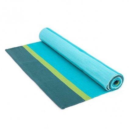 Bodhi koberec na jógu Turquoise 198 x 65 cm za 29,99 Dovoz od 75 EUR zdarma, doručenie do 2 dní, 98% spokojnosť, 100 dní na vrátenie.  1