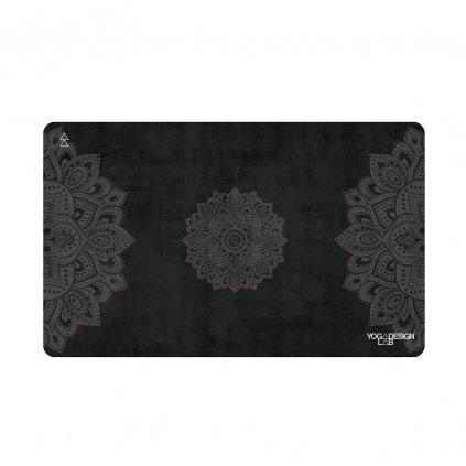 Yoga Design Lab Hand Towel Mandala Black uterák na ruky 38 x 61 cm za 17,99 Dovoz od 75 EUR zdarma, doručenie do 2 dní, 98% spokojnosť, 100 dní na vrátenie.  2